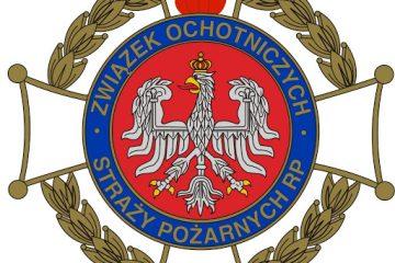 logo ochotnicza straż pożarna
